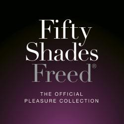 Sex Toys by Fifty Shades Freed
